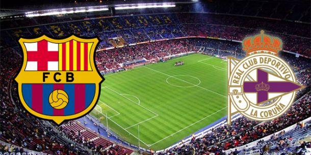Nhận định bóng đá Barcelona vs Deportivo La Coruna