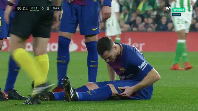 Kết quả trận đấu Betis thua 0-5 Barcelona