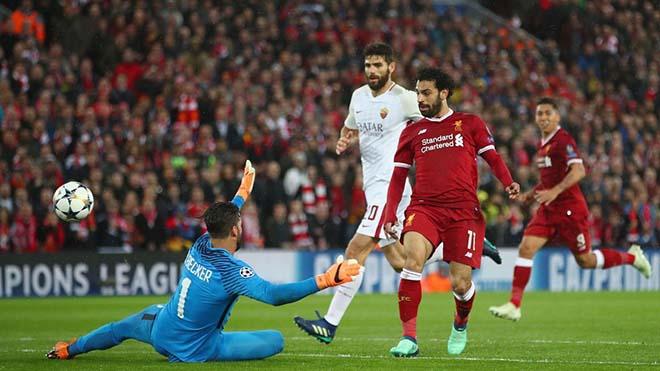 Salah lại có trận đấu tuyệt vời