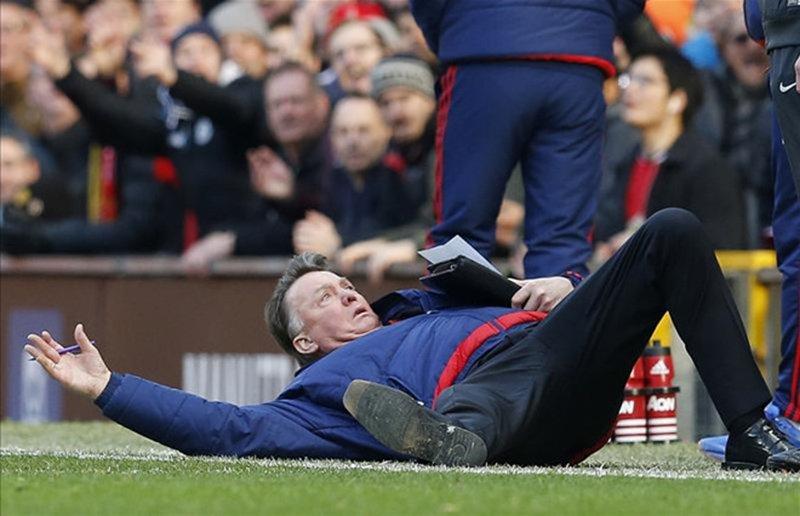 HLV Van Gaal có thể dẫn dắt Arsenal