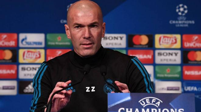 Zidane vỗ ngực, Ronaldo sinh ra để vô địch