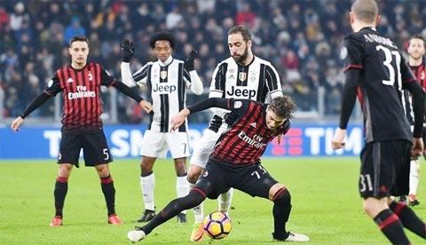 Trận chiến nâng tầm Tê giác Gattuso