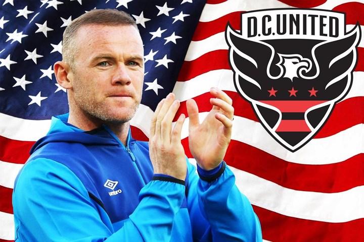 Rooney đã đến Mỹ để kiểm tra y tế