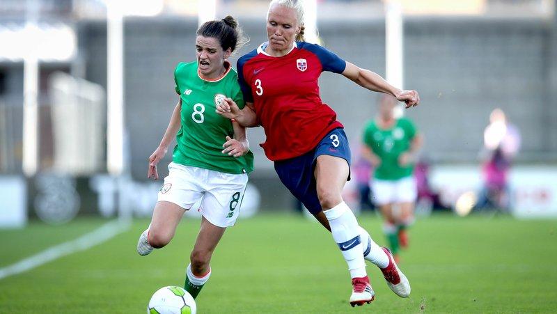 Nữ Na Uy vs Nữ CH Ireland
