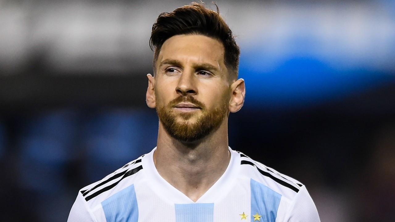 Messi là hy vọng của ĐT Argentina