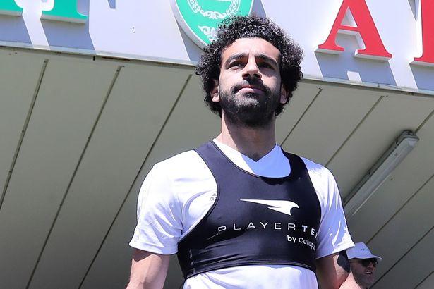 Trận đấu Ai Cập - Uruguay vắng bóng Salah