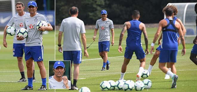 Conte có thể giữ ghế, Chelsea gây bất ngờ
