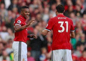 Matic và Valencia đã tham dự trọn vẹn buổi tập của Man Utd