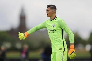 Muric trở lại để trở thành lựa chọn số 2 tại Man City