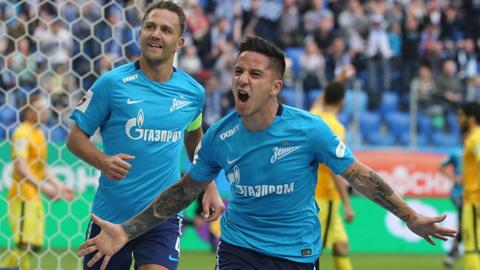 Nhận định trận đấu Rubin Kazan vs Zenit, 0h00 ngày 14/8: Vòng 3 giải ngoại hạng Nga