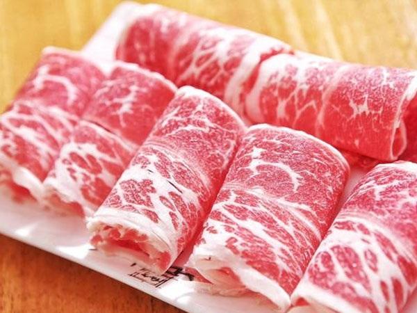 thịt bò mỹ