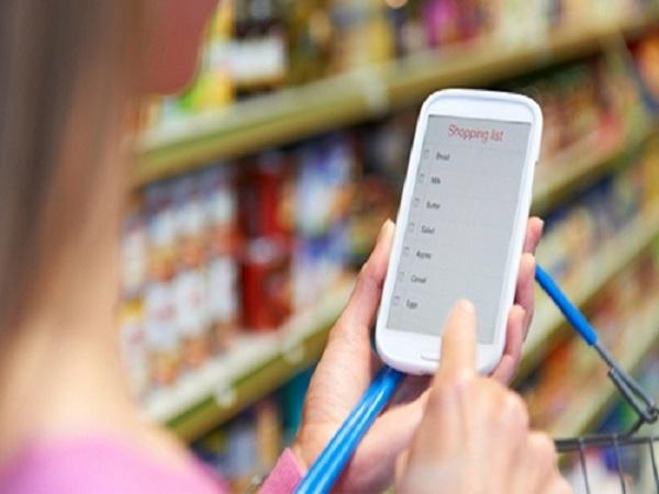 ứng dụng mua sắm