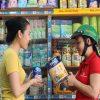 Mở cửa hàng sữa kinh doanh