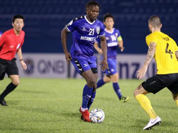 Bình Dương thua trận vì bàn thua ngớ ngẩn tại AFC Cup