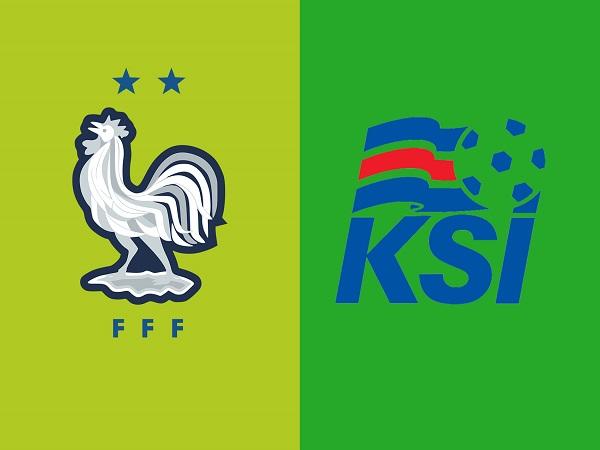 Nhận định Pháp vs Iceland, 2h45 ngày 26/03