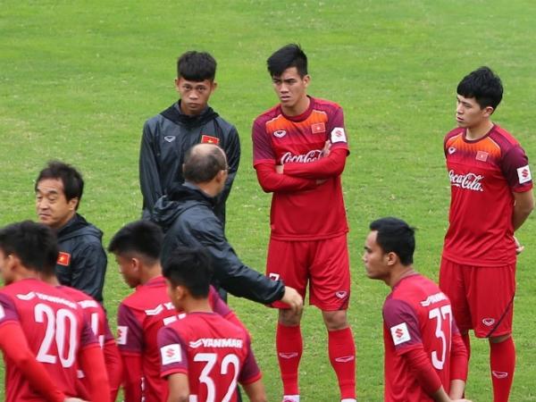 Tiến Linh không nằm trong danh sách các cầu thủ dự vòng loại U23 châu Á