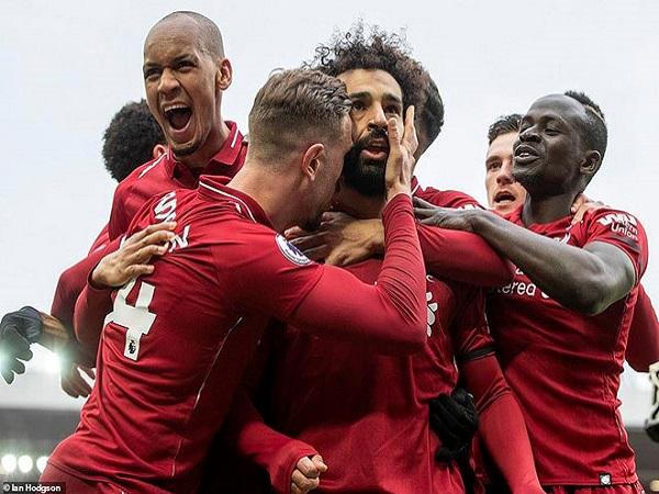 4 nấc thang lên thiên đường cùng Liverpool
