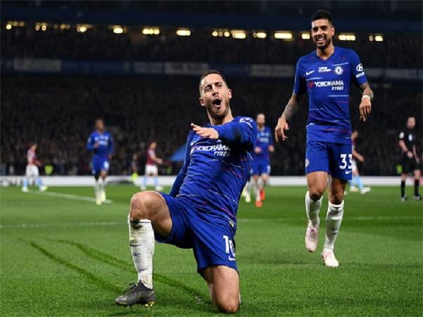 Đánh bại West Ham, Chelsea vươn lên vị trí thứ 3 tại Premier League