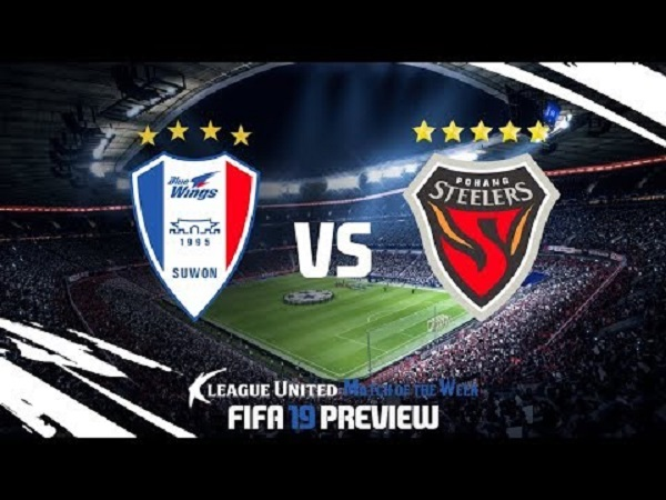 Dự đoán Suwon Bluewings vs Pohang Steelers, 17h30 ngày 29/05