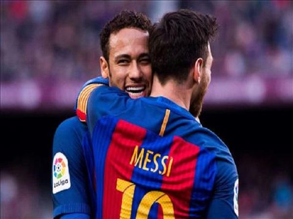 Messi ép lãnh đạo mua bằng được Neymar?