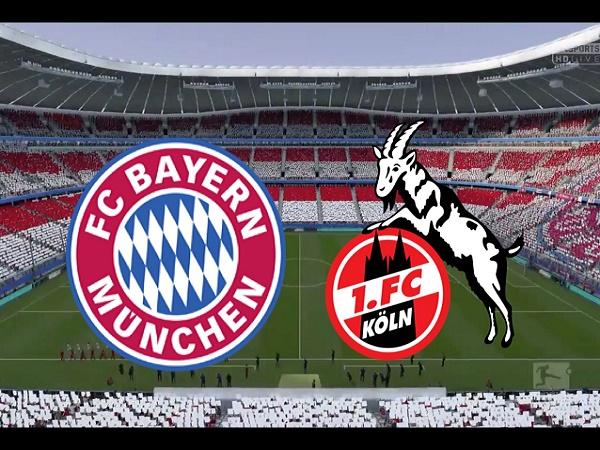 Soi kèo Bayern Munich vs FC Cologne 20h30, 21/09 (VĐQG Đức)