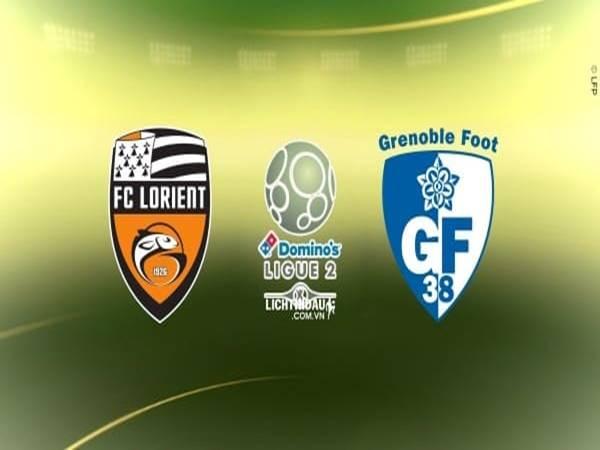 Dự đoán Lorient vs Grenoble, 02h00 ngày 30/11