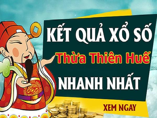 Soi cầu dự đoán XS Thừa Thiên Huế Vip ngày 25/11/2019