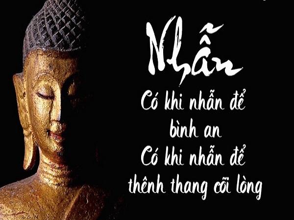 Những câu nói phật dậy tính kiên nhẫn trong cuộc sống
