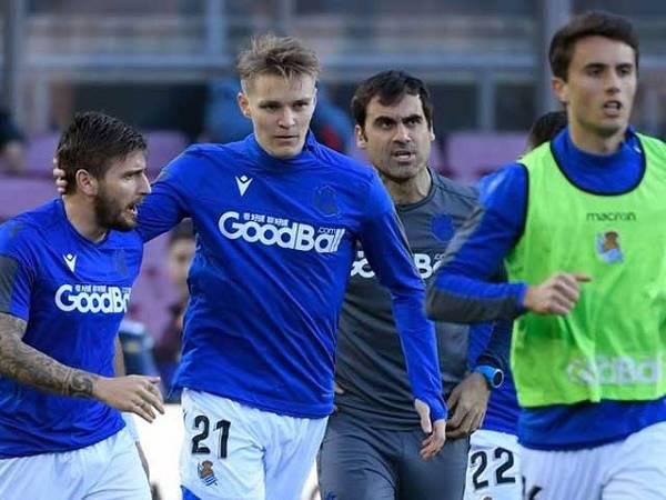 Tin bóng đá TBN 13/4: Real Sociedad cân nhắc trở lại tập luyện
