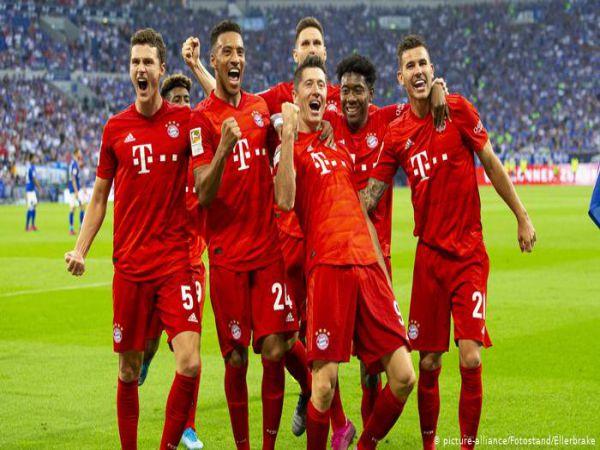 Bayern trình diễn phong độ hủy diệt