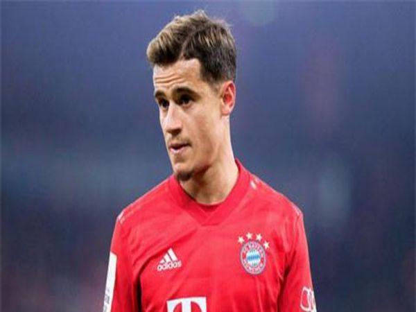 Bayern gia hạn hợp đồng với Coutinho