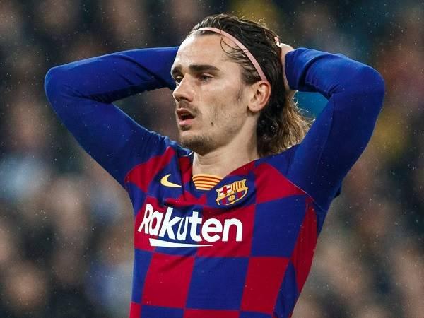 Tin Barca 13/7: Có thể mất Griezmann ở các trận còn lại