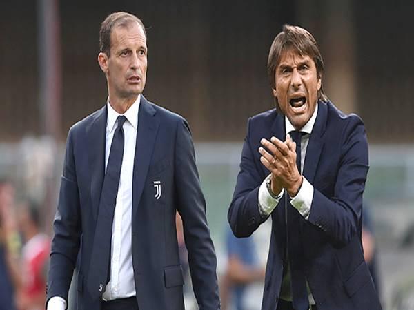Bóng đá Italia ngày 27/8: Conte chờ Allegri gặt thành quả