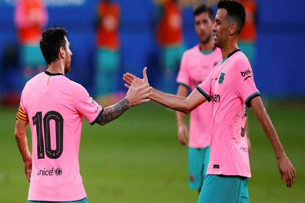 Tin bóng đá ngày 17/9: Barcelona thắng 3-1 trước Girona