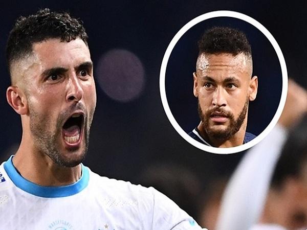 Alvaro Gonzalez chối bỏ cáo buộc, Neymar nổi điên vào mắng té tát
