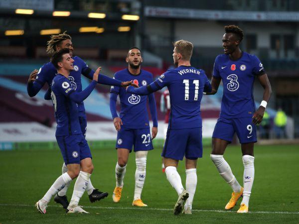 Tin thể thao tối 4/11: Werner đặt mục tiêu khủng cùng Chelsea tại Cup C1