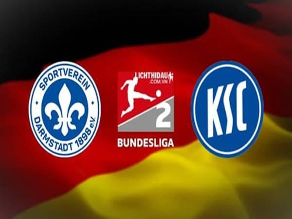 Soi kèo Darmstadt vs Karlsruher, 00h30 ngày 27/2