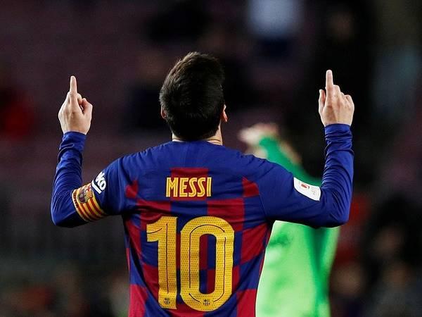 Tin bóng đá sáng 27/2: Messi được khuyên nên đến Man City