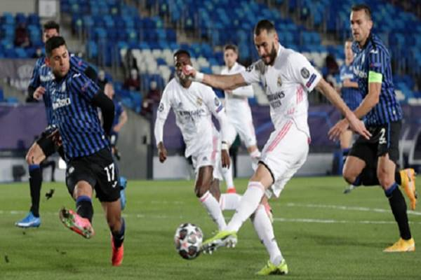 Bóng đá QT ngày 17/3: Benzema đưa Real Madrid vào Tứ kết C1