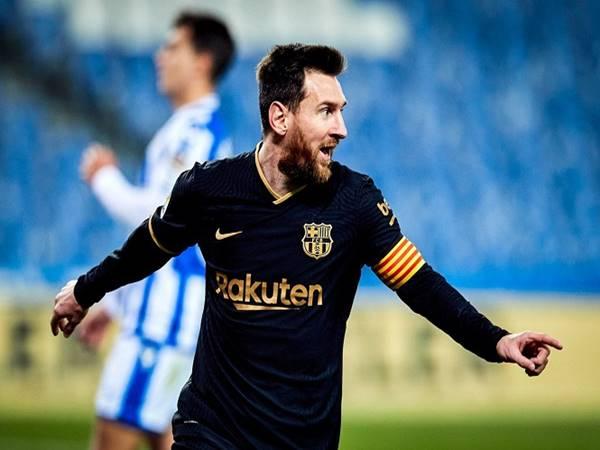 Tin bóng đá 23/3: Messi cân bằng kỷ lục của Pele với Barca