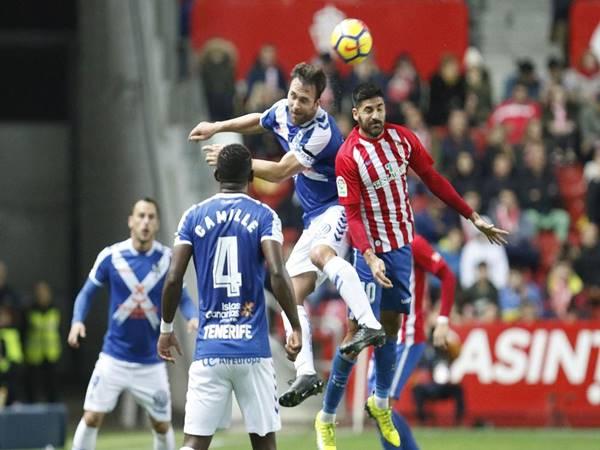Nhận định tỷ lệ Tenerife vs Sporting Gijon (2h00 ngày 10/4)