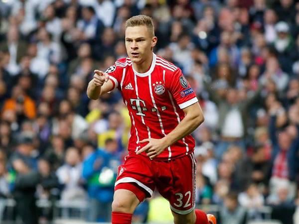 Tiểu sử Joshua Kimmich - Tiền vệ của đội bóng Bayern Munich
