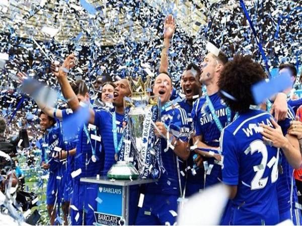 Đội bóng Chelsea vô địch ngoại hạng anh bao nhiêu lần?