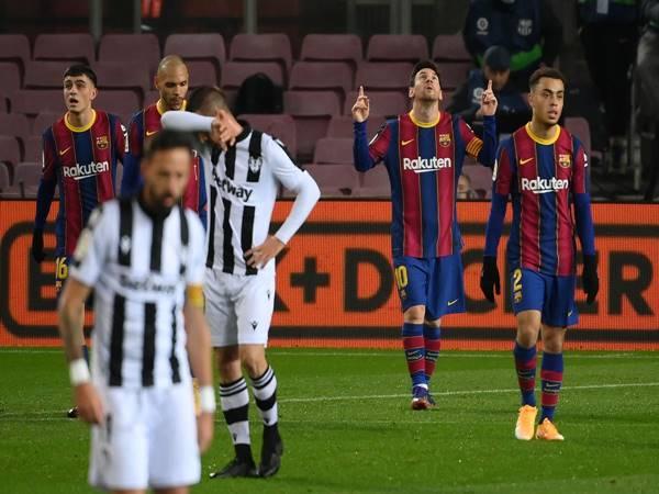 Nhận định kèo Châu Á Levante vs Barcelona (3h00 ngày 12/5)