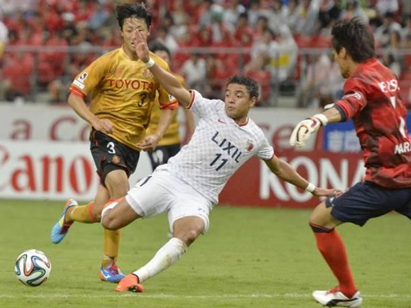 Nhận định Nagoya Grampus vs Kashima Antlers, 17h30 ngày 12/5