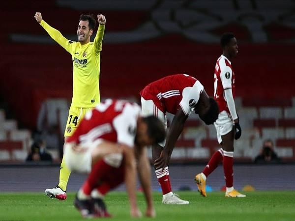 Tin bóng đá QT 7/5: Arsenal đứt mạch 4 mùa liên tiếp lọt vào chung kết