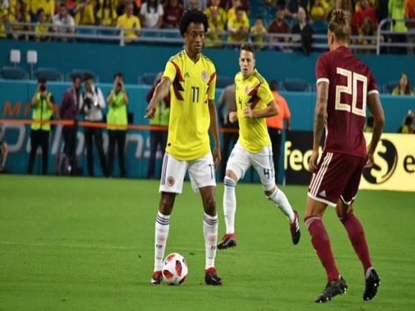 Nhận định bóng đá Colombia vs Venezuela, 04h00 ngày 18/6