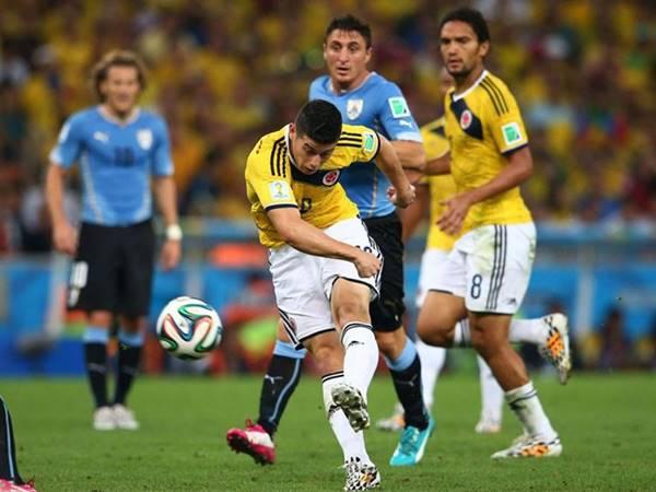 Nhận định tỷ lệ Uruguay vs Colombia (5h00 ngày 4/7)