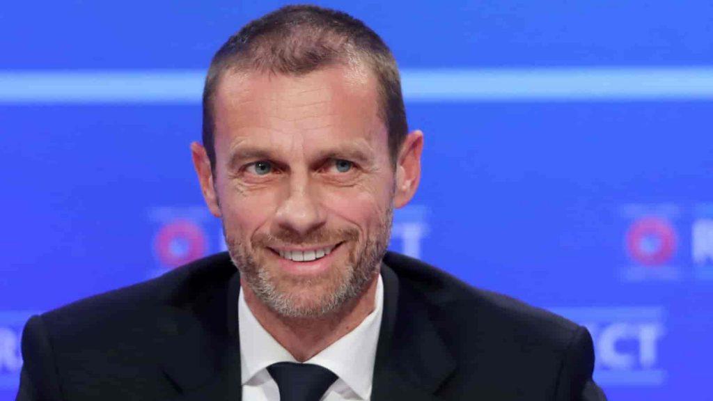 UEFA thiết lập để sửa đổi các quy tắc công bằng tài chính