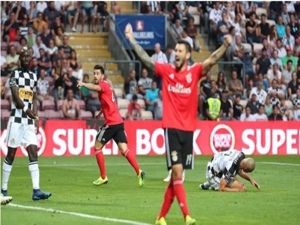 Nhận định tỷ lệ Benfica vs Boavista (1h00 ngày 21/9)